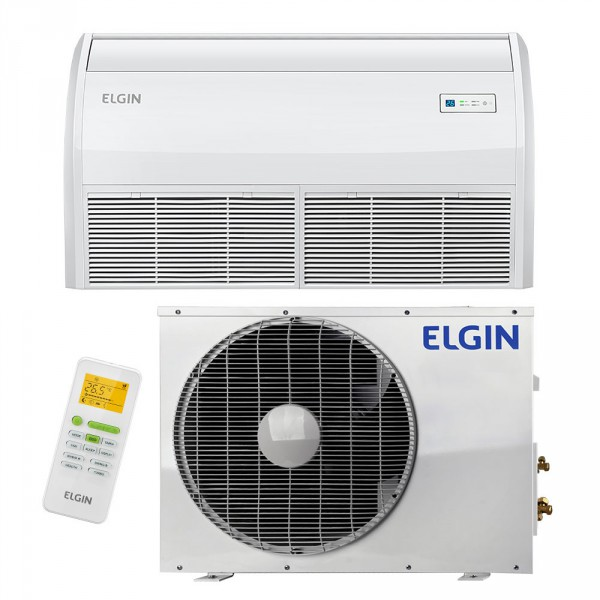 Ar Condicionado Split Piso Teto Eco Elgin 36.000 BTUs Frio 220V Monofásico